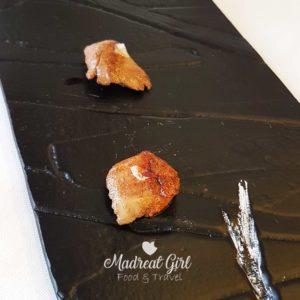 Restaurante ElKano - Hígado salmonete