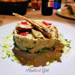 Restaurante Tejas Verdes - Ensaladilla