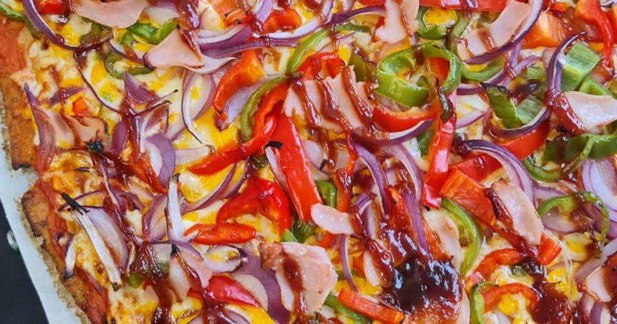 Pizza coliflor
