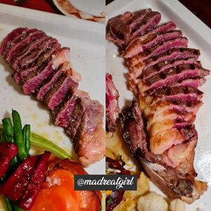 Restaurante La Cascada Puerto carne